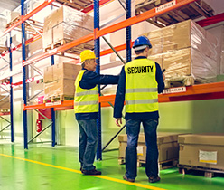 Retail Security warehouse security