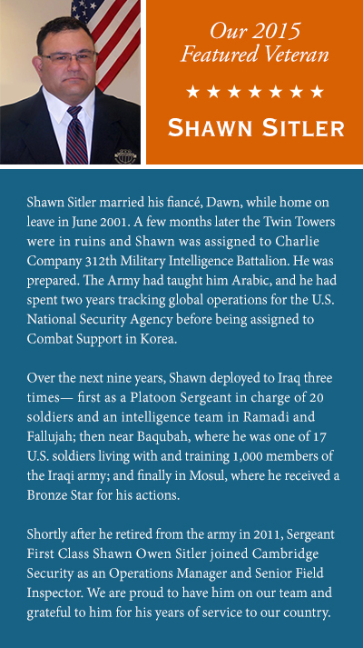 Veterans Day Blog Profile - Shawn2