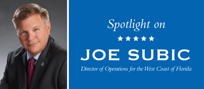 Spotlight on Joe Subic