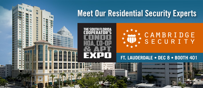 South Florida Residential Security Experts
