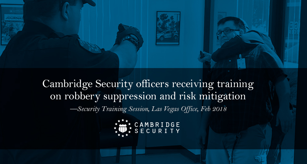 armed security for marijuana dispensaries